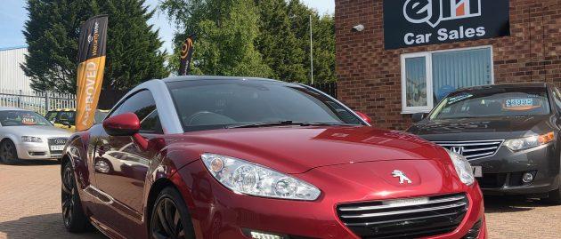 Peugeot RCZ GT HDI Coupe